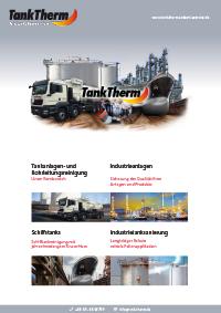 Tank-Therm Industrieservice Prospekt